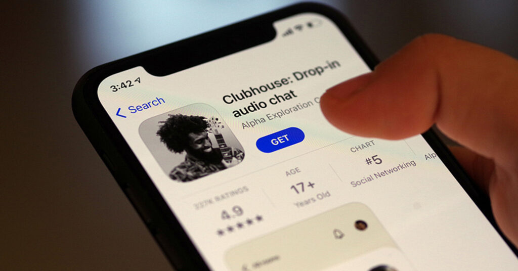 clubhouse android beta test